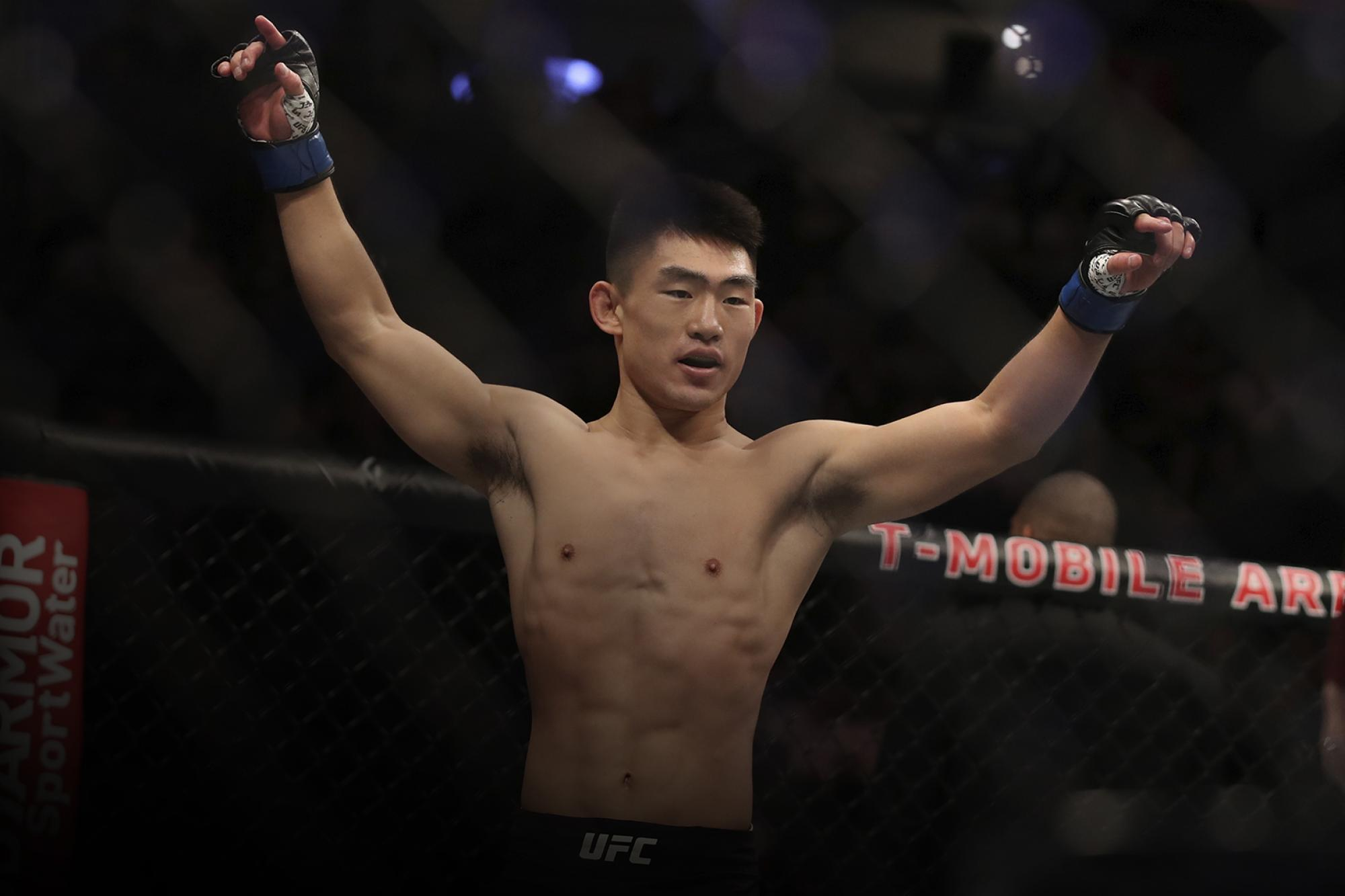Song Yadong Is Ready To Burst Onto The Scene Ufc