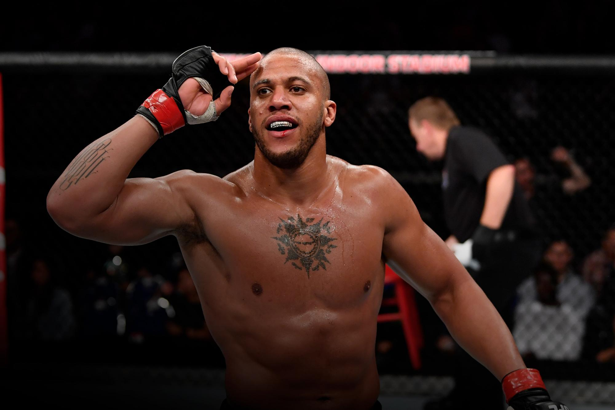 Ciryl Gane Is Carving His Own Path | UFC