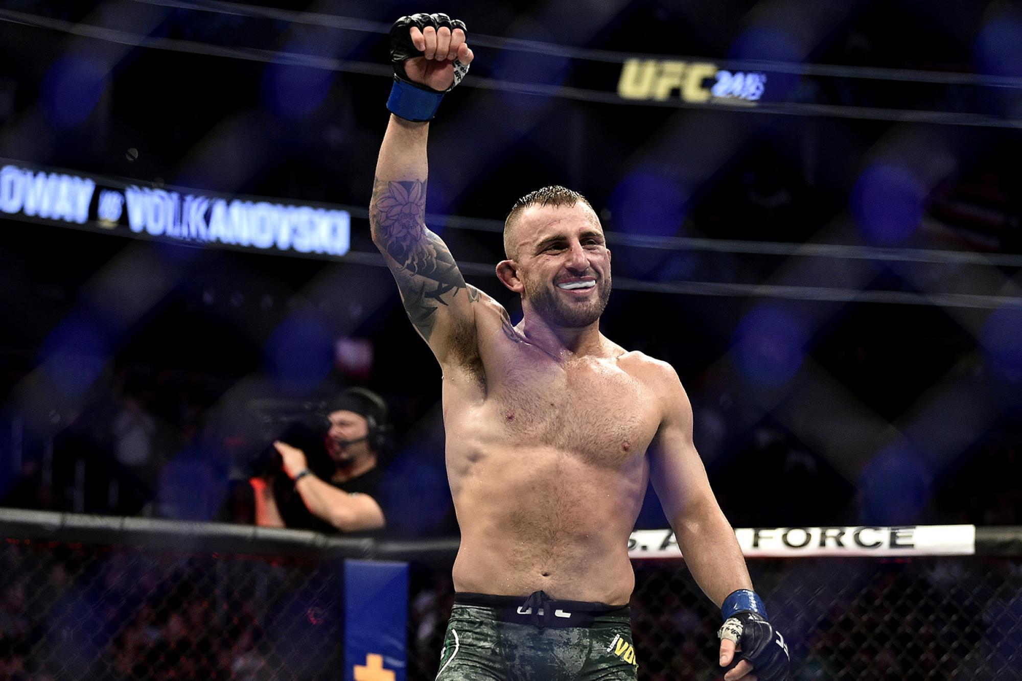 Alexander Volkanovski | UFC