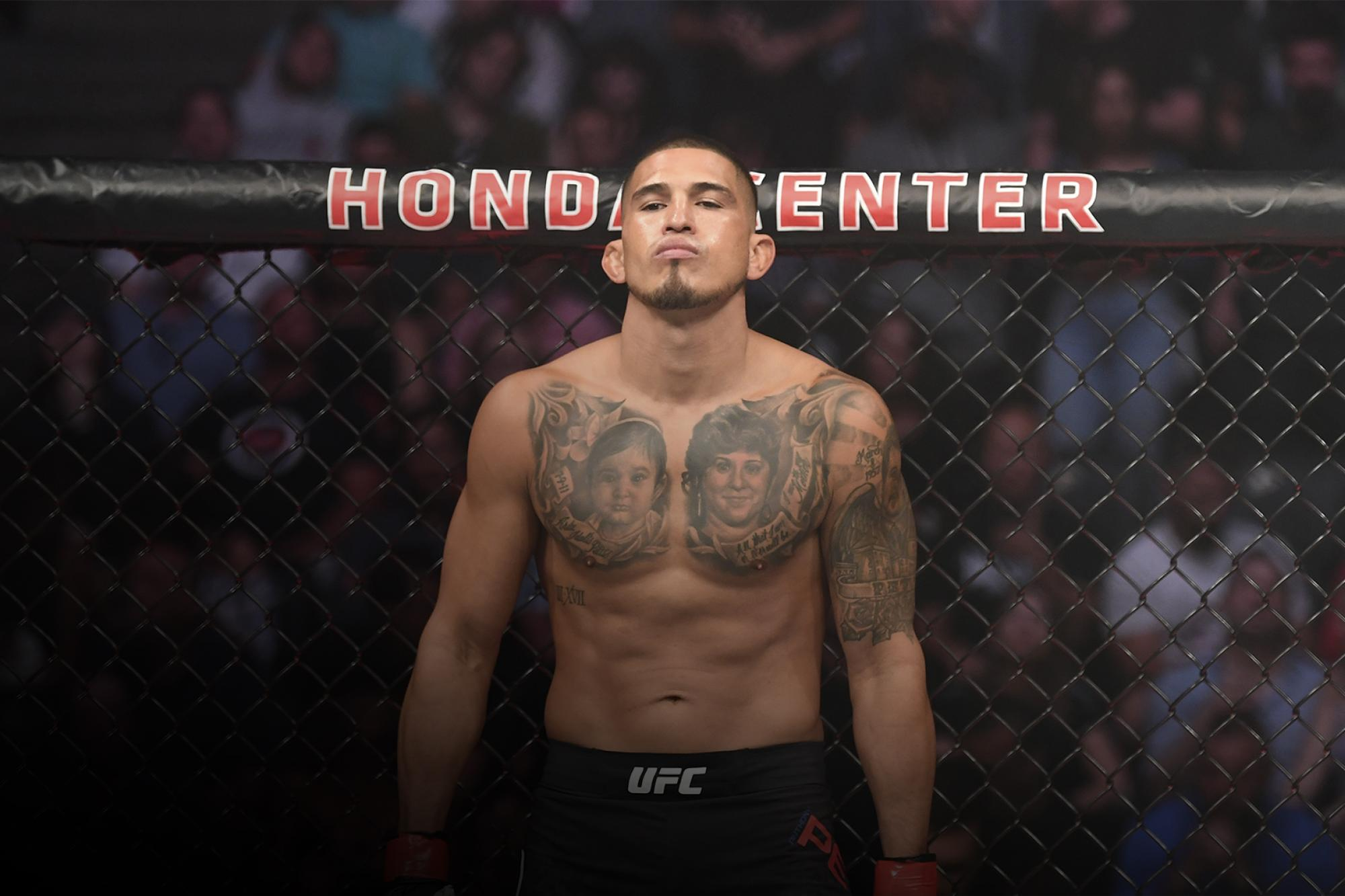 "It's ""Go Time"" For Anthony Pettis 