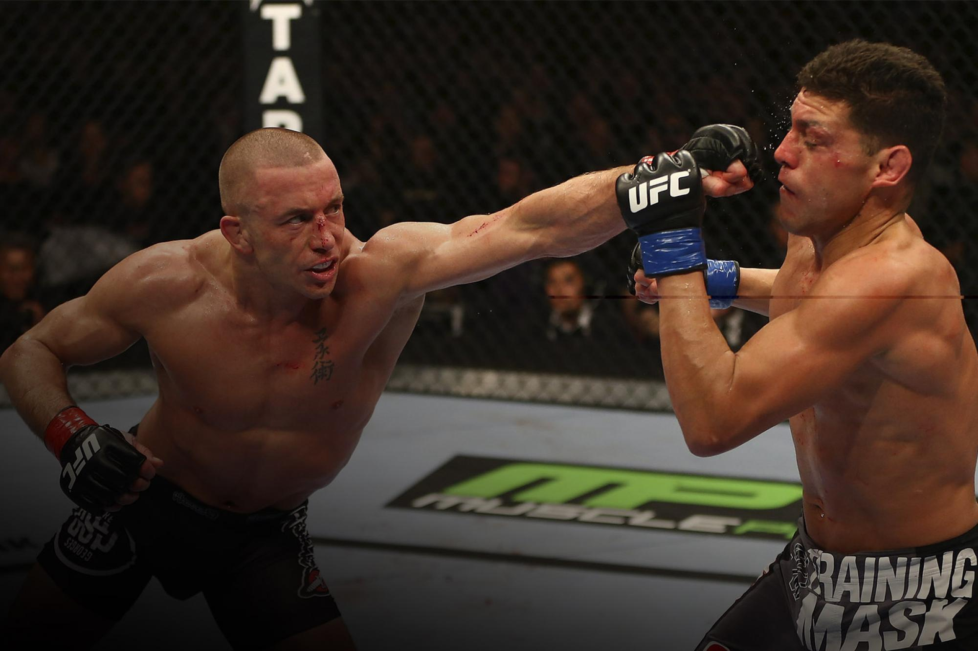This Day in UFC History: UFC 158 | UFC