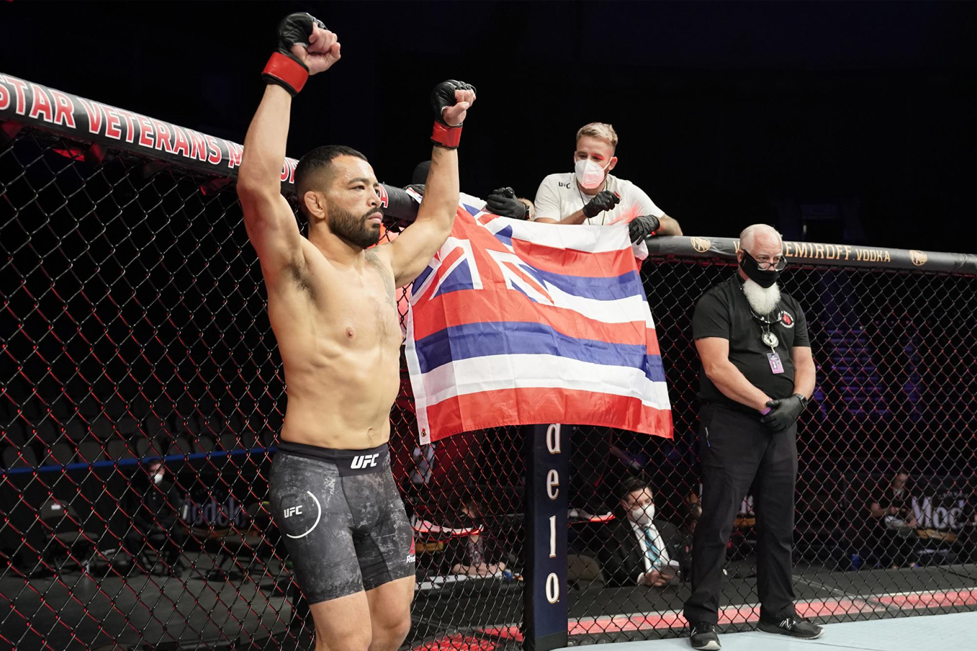 Dan Ige | UFC