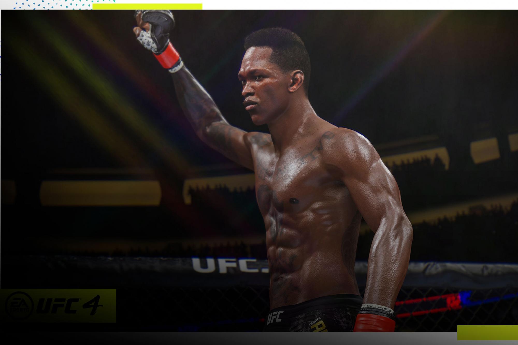 EA SPORTS UFC 4 Launches August 14 | UFC