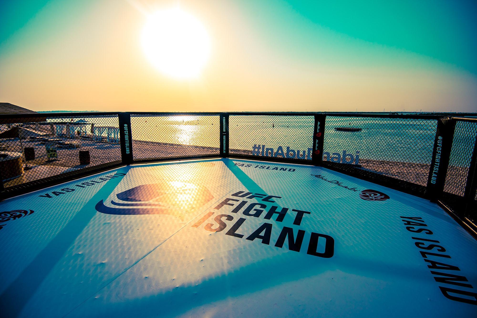Statement On Fight Island Updates | UFC
