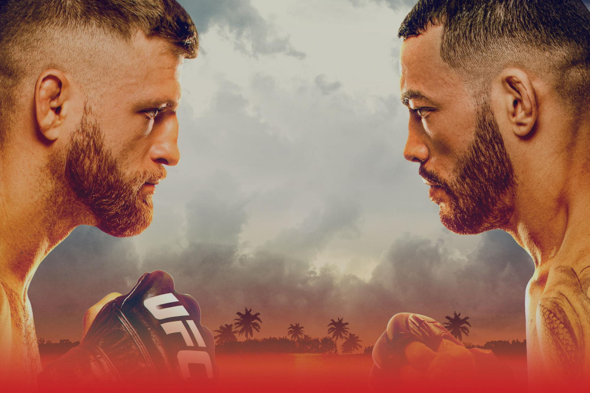 Ufc Fight Night Kattar Vs Ige Ufc