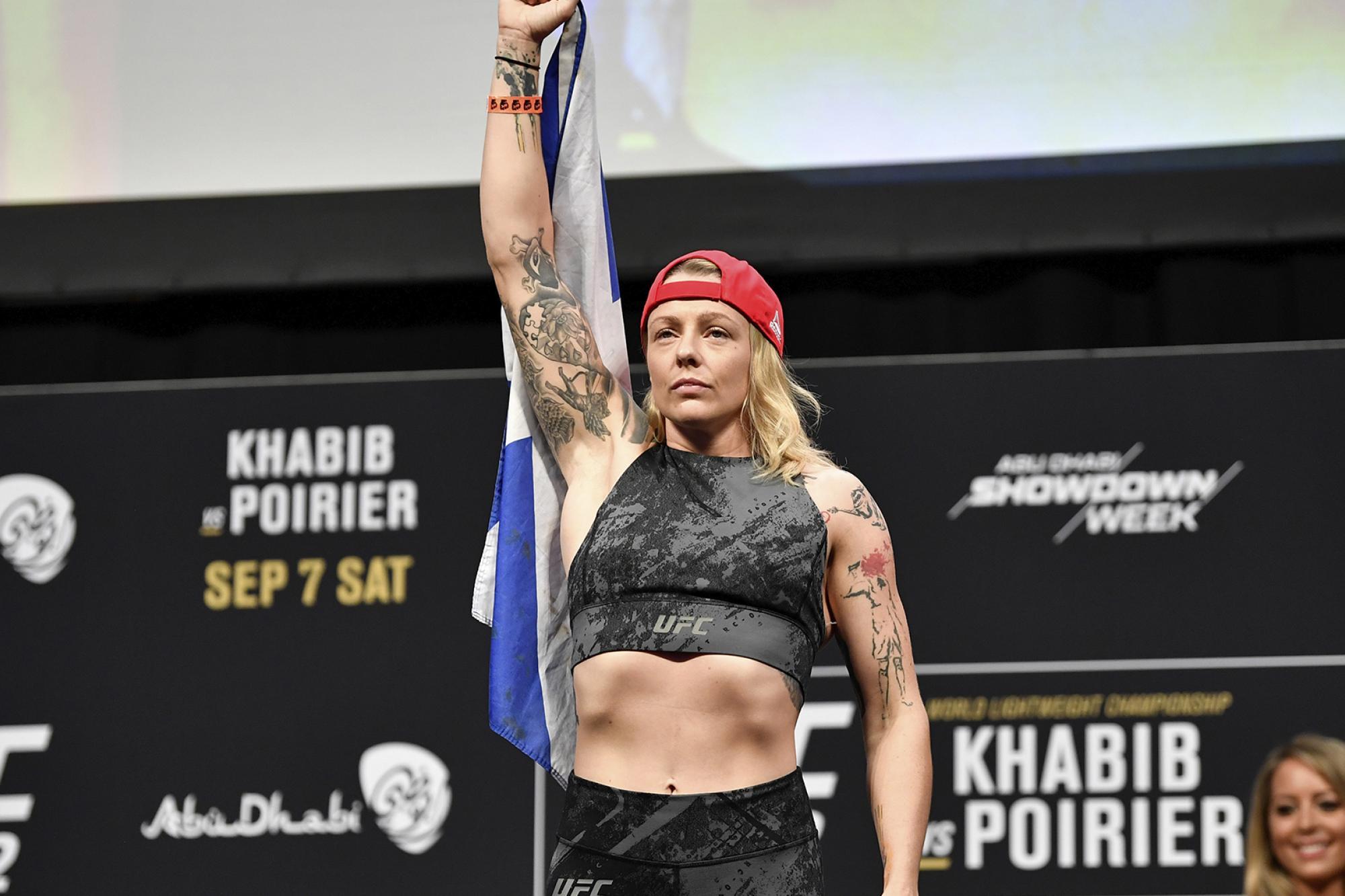 Joanne Calderwood | UFC