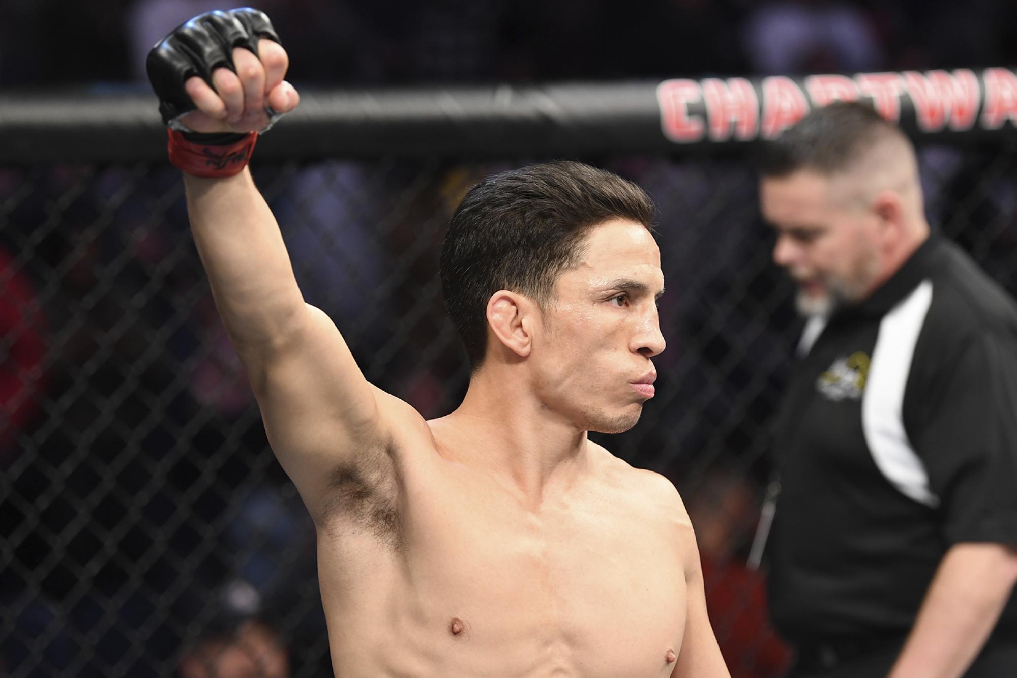 Joseph Benavidez | UFC