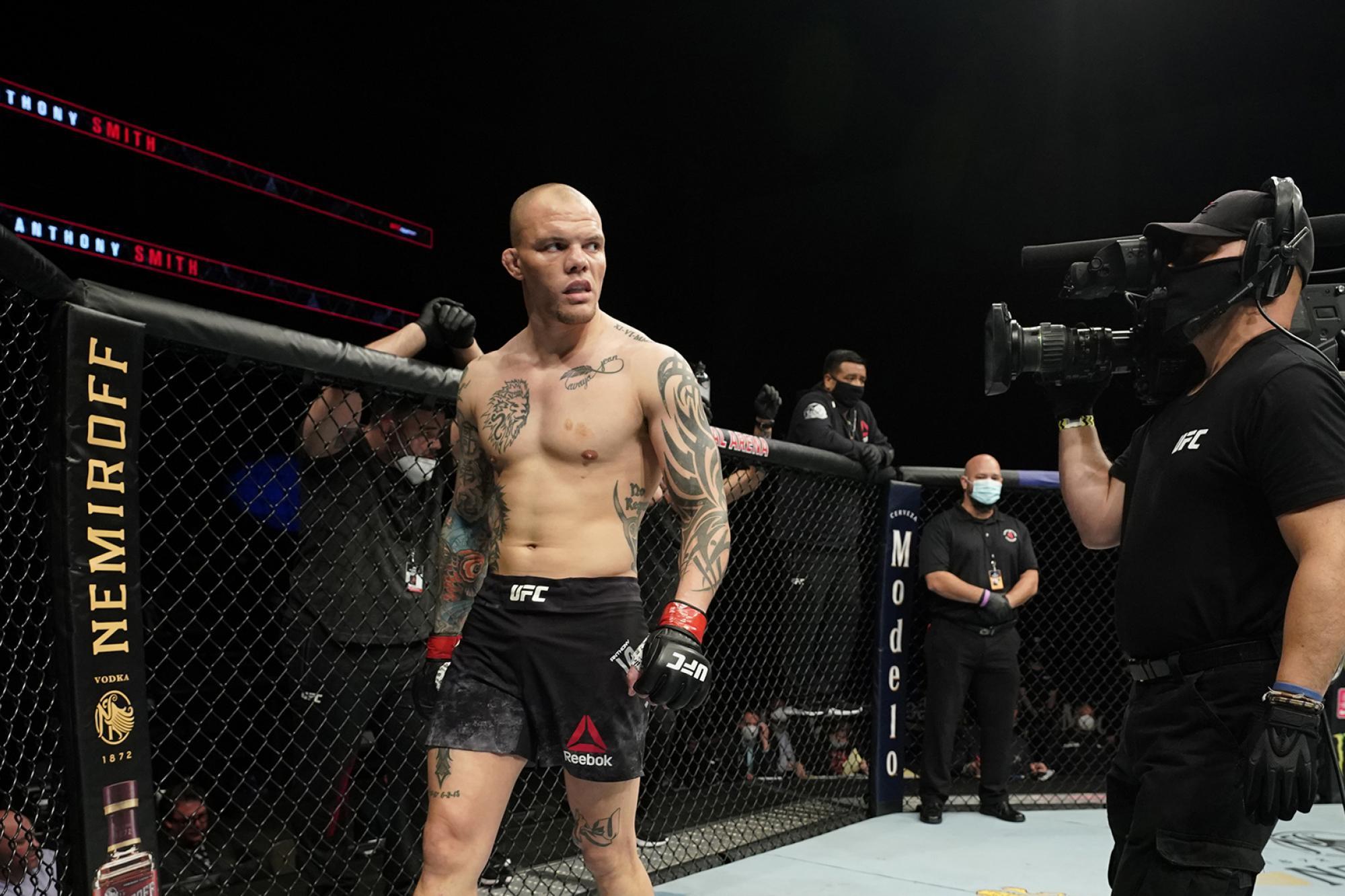 Anthony Smith   UFC