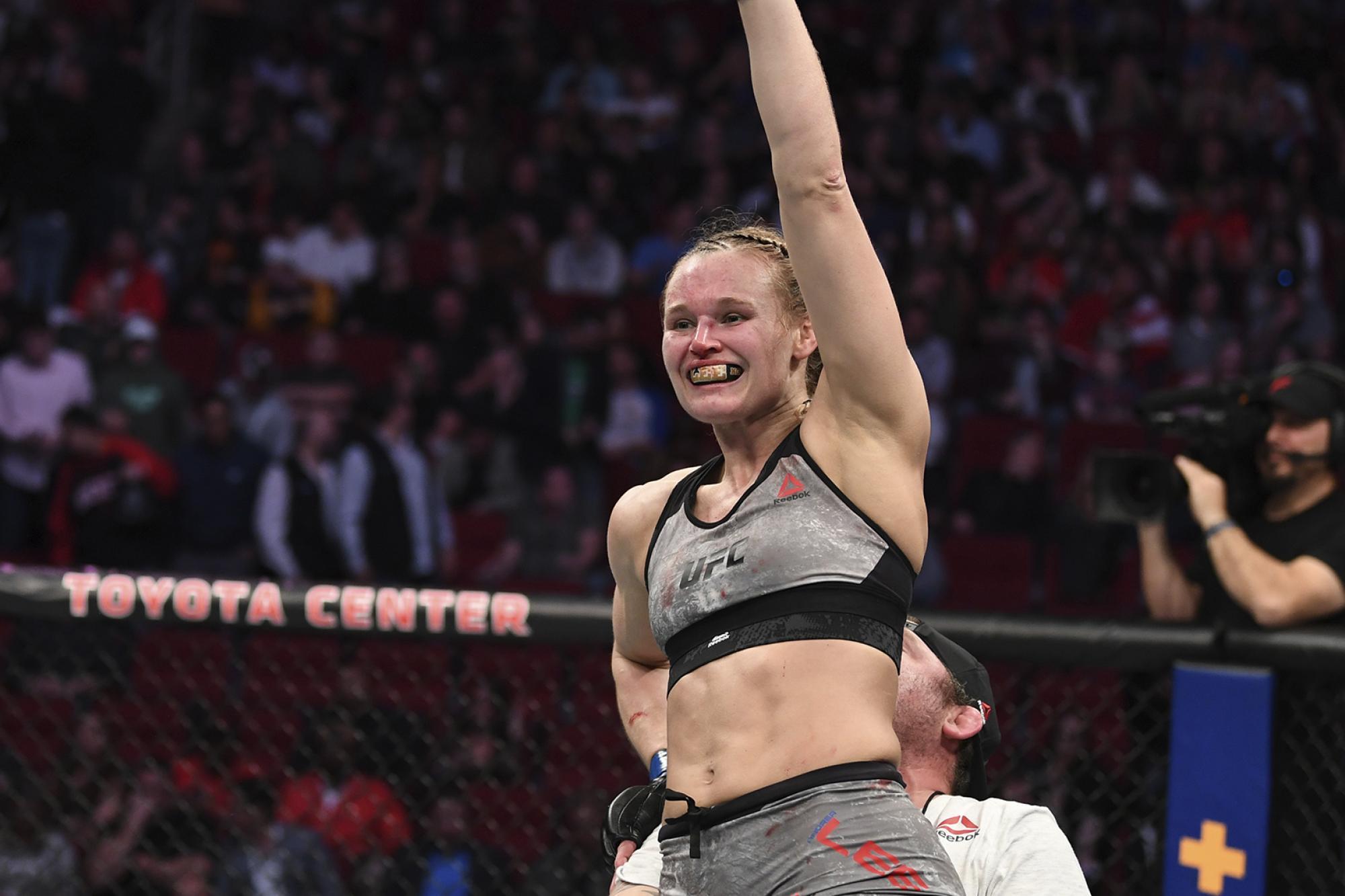 Andrea Lee | UFC
