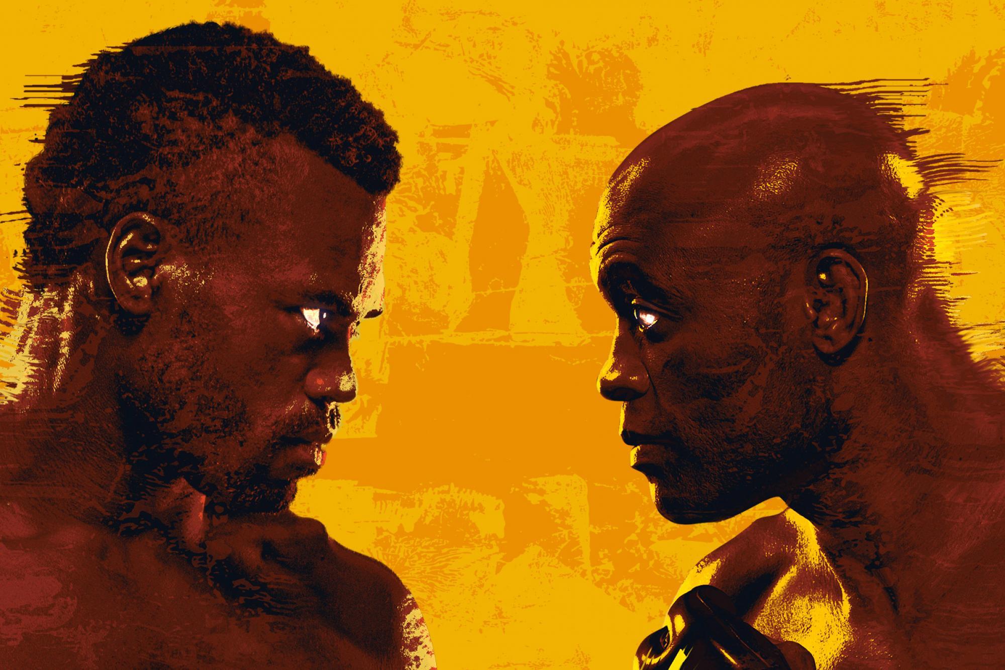 UFC Fight Night | Hall vs Silva | UFC