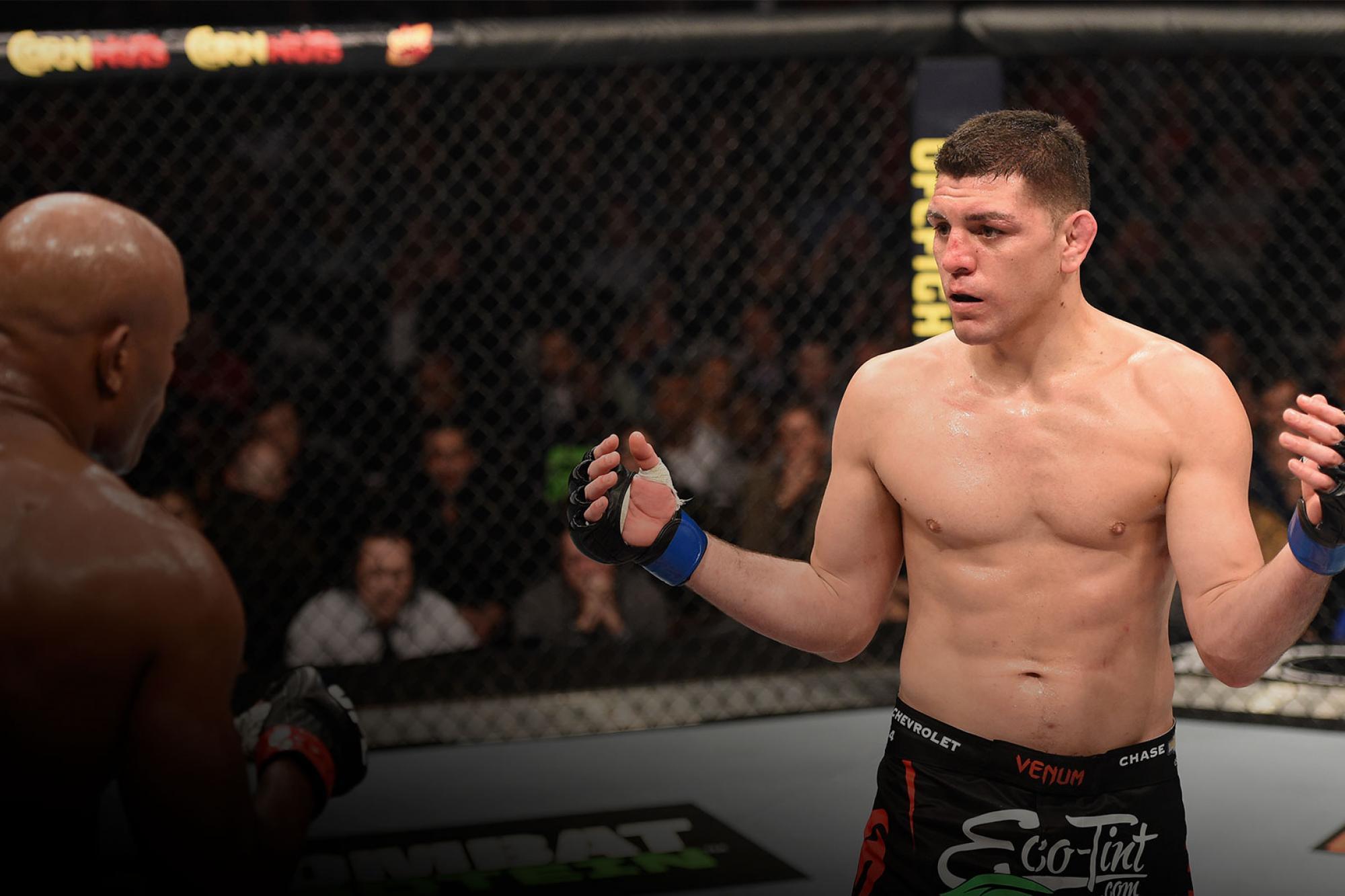Hispanic Heritage Month: Top 5 Nick Diaz Fights | UFC