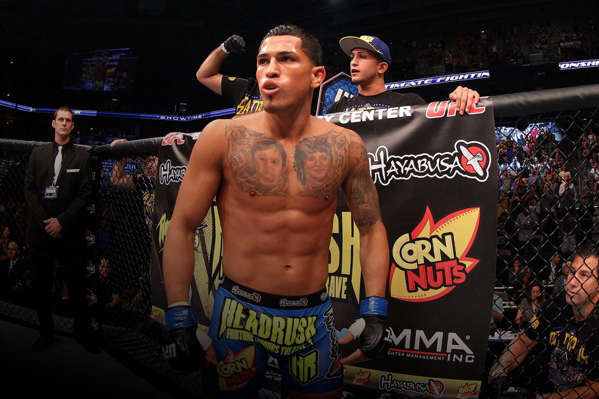 Hispanic Heritage Month: Top 5 Anthony Pettis Fights | UFC