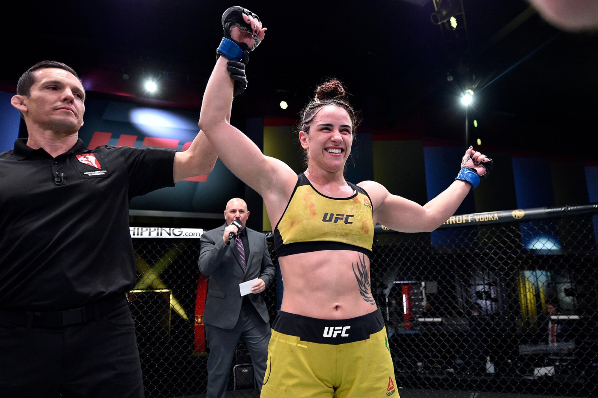 Norma Dumont | UFC