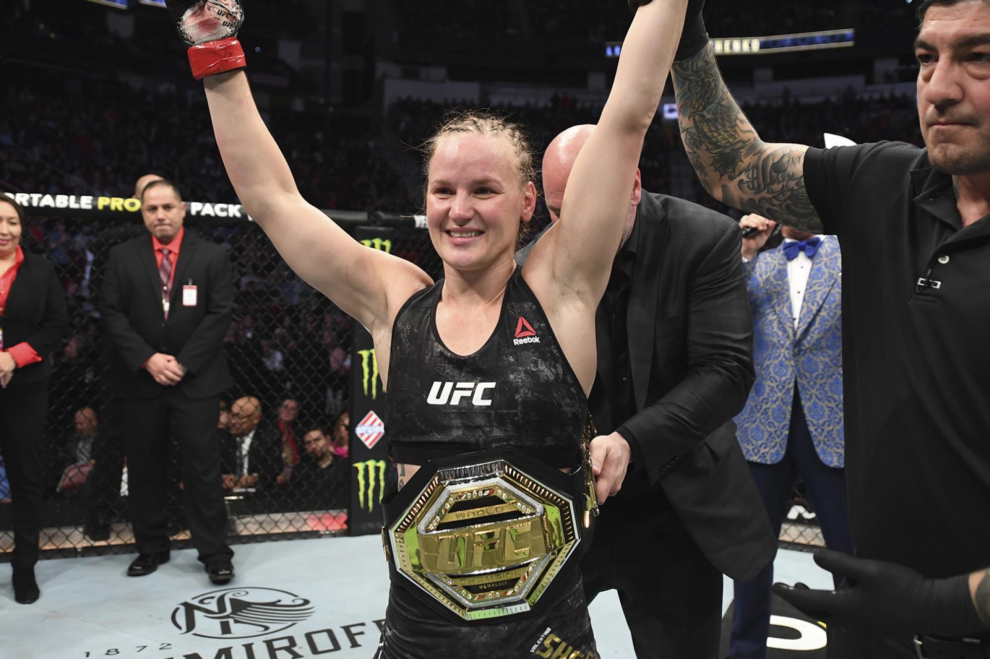 Valentina Shevchenko Sets The Standard | UFC