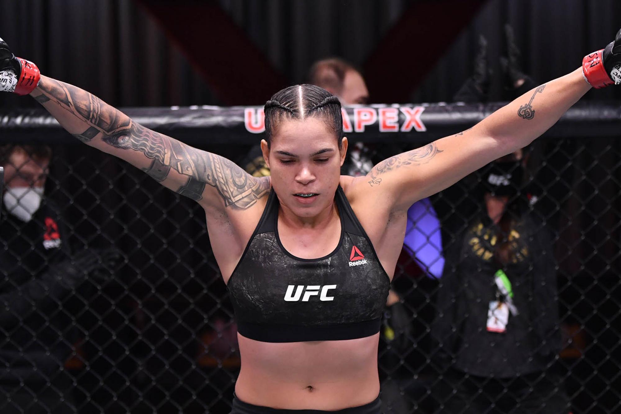 Champion Check-In: Amanda Nunes' Greatness | UFC