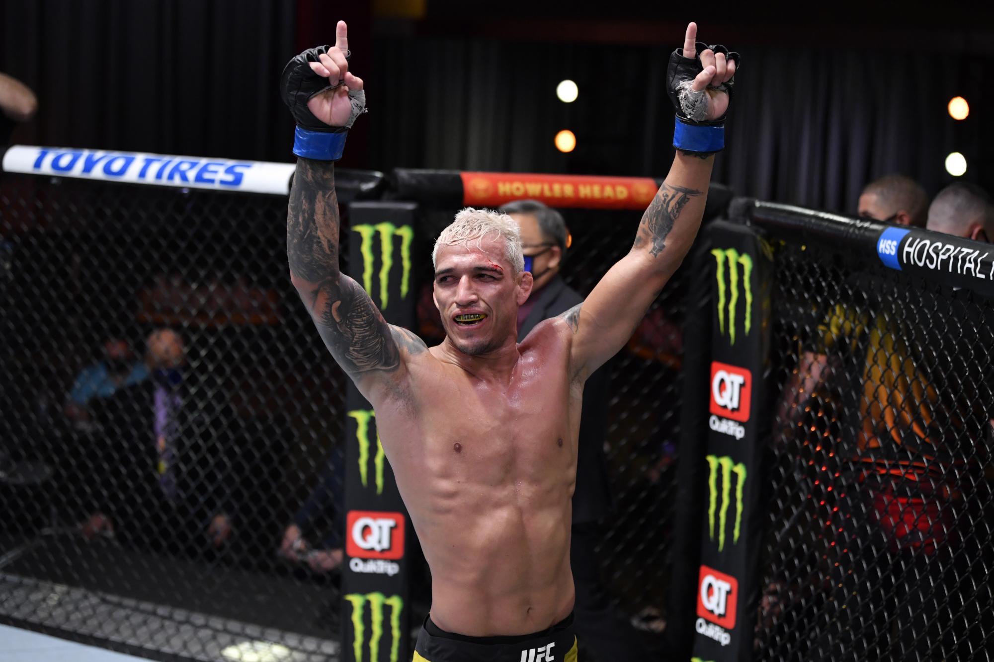 Charles Oliveira | UFC