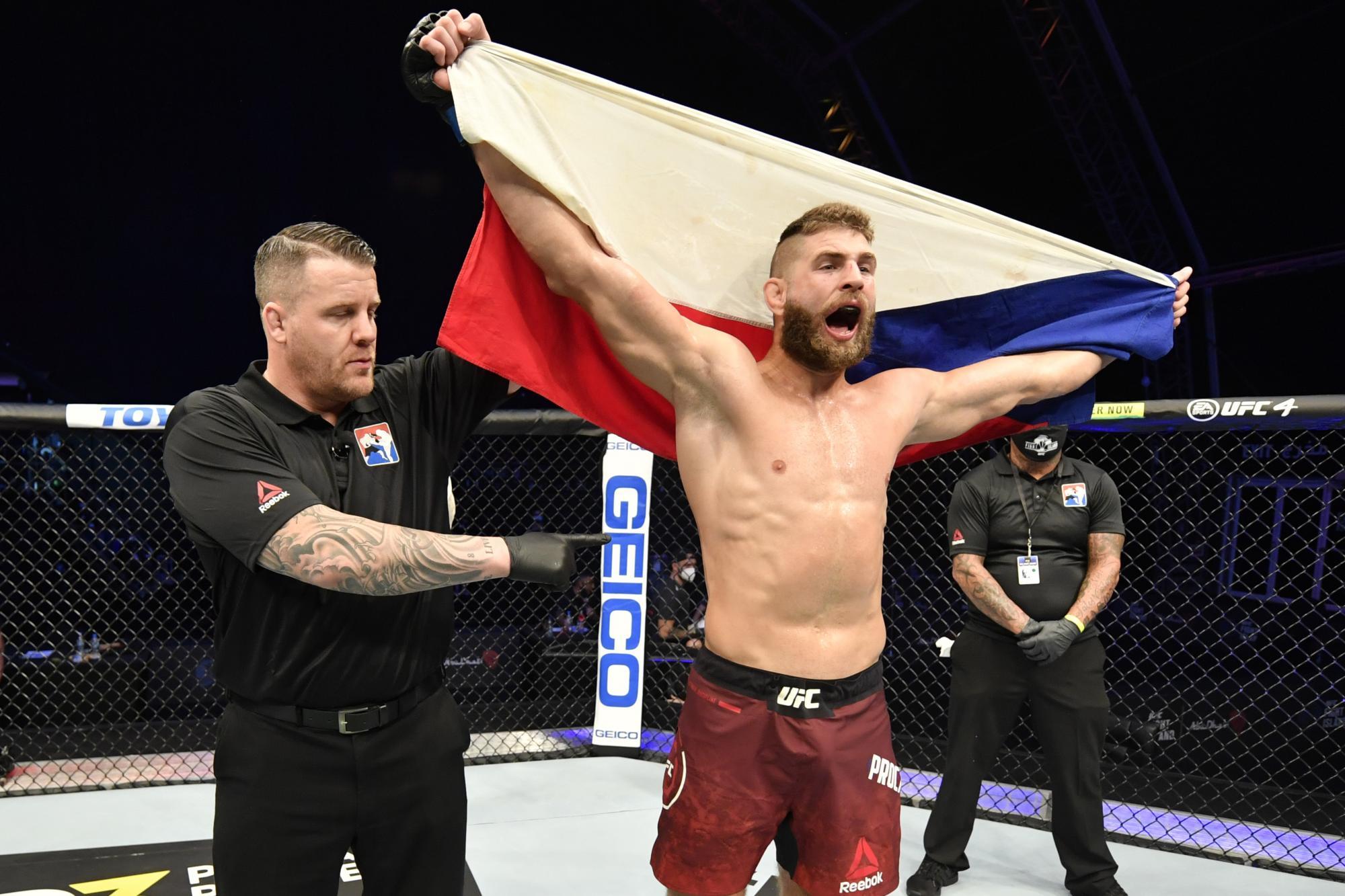 Jiri Prochazka | UFC