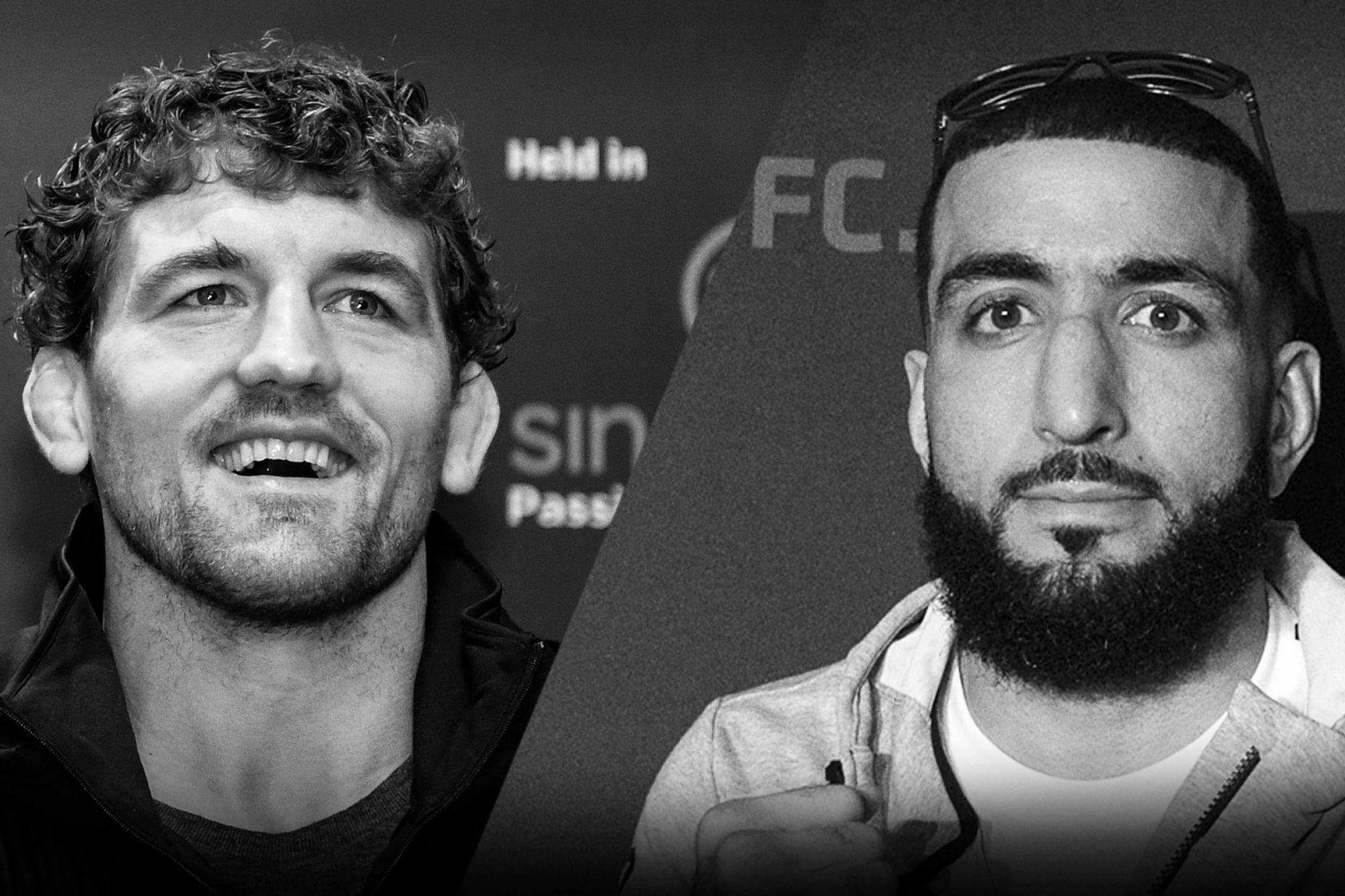 UFC Unfiltered: Belal Muhammad & Ben Askren   UFC