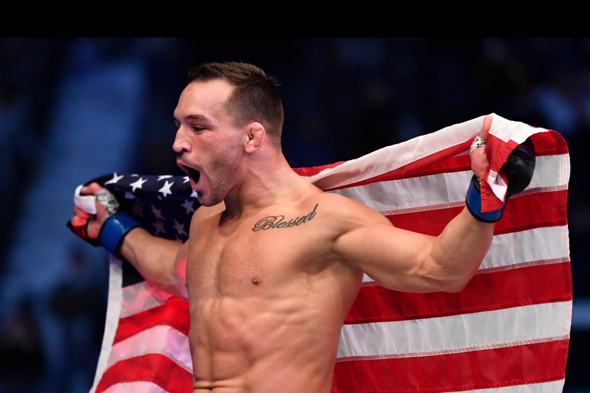 Michael Chandler | UFC