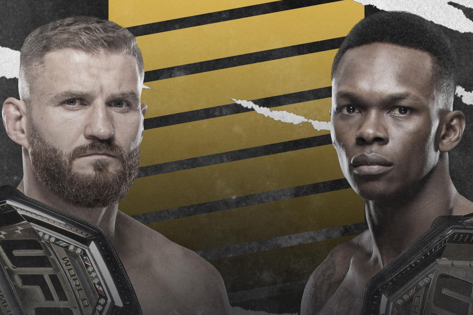 UFC 259 | Blachowicz vs Adesanya | UFC