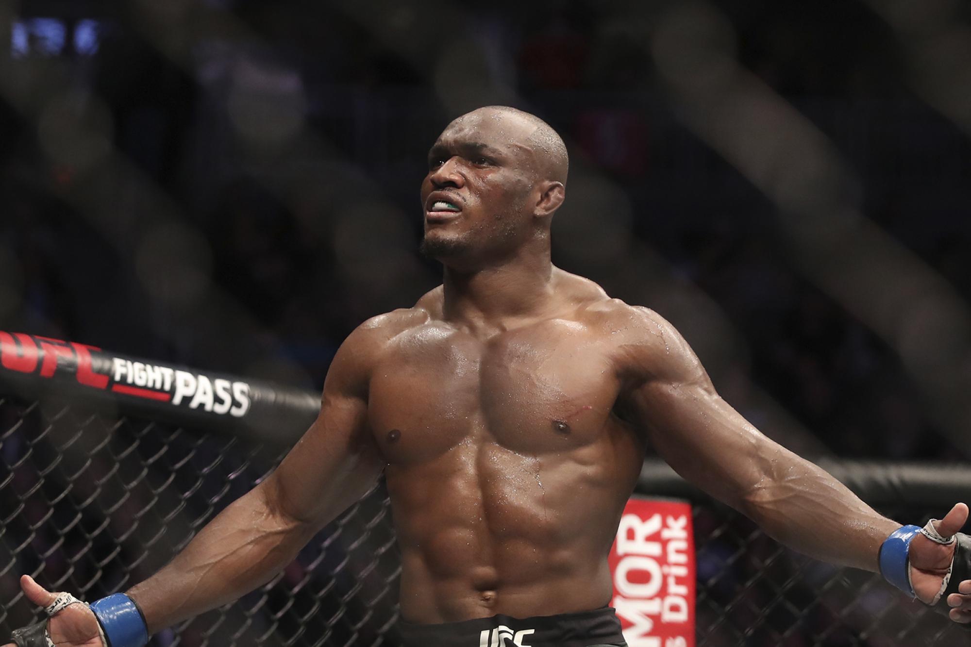 Kamaru Usman | UFC