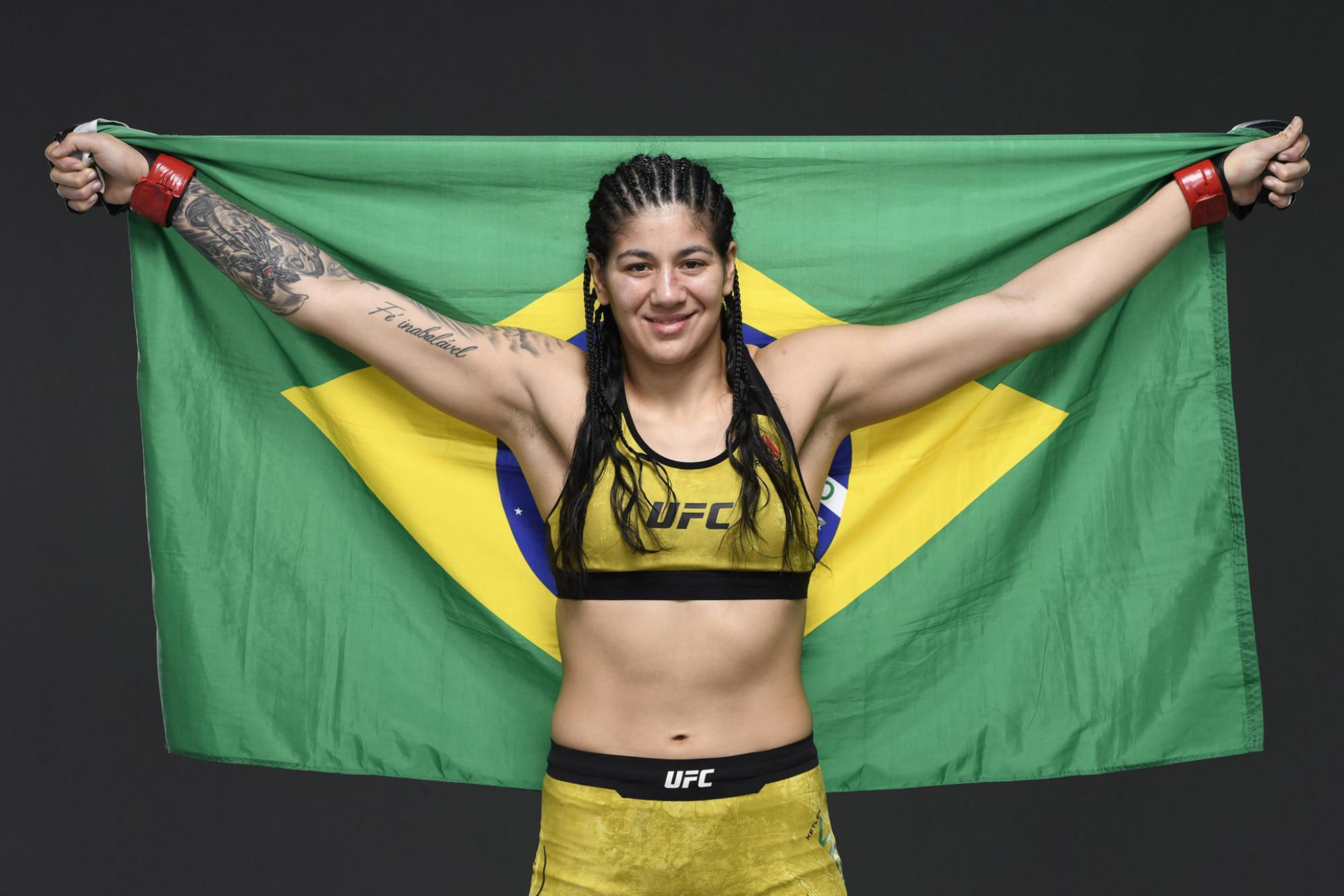 Ketlen Vieira Is Living In The Moment   UFC