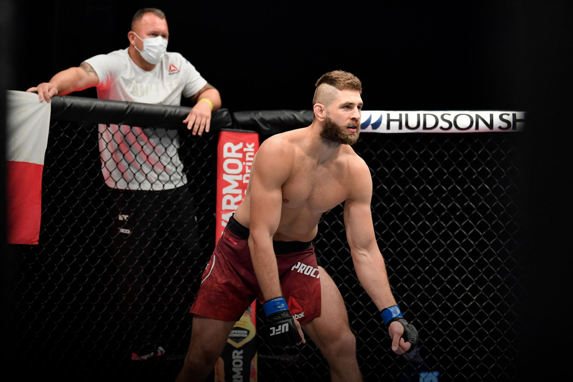 Jiri Prochazka Focused On What's Right In Front Of Him   UFC