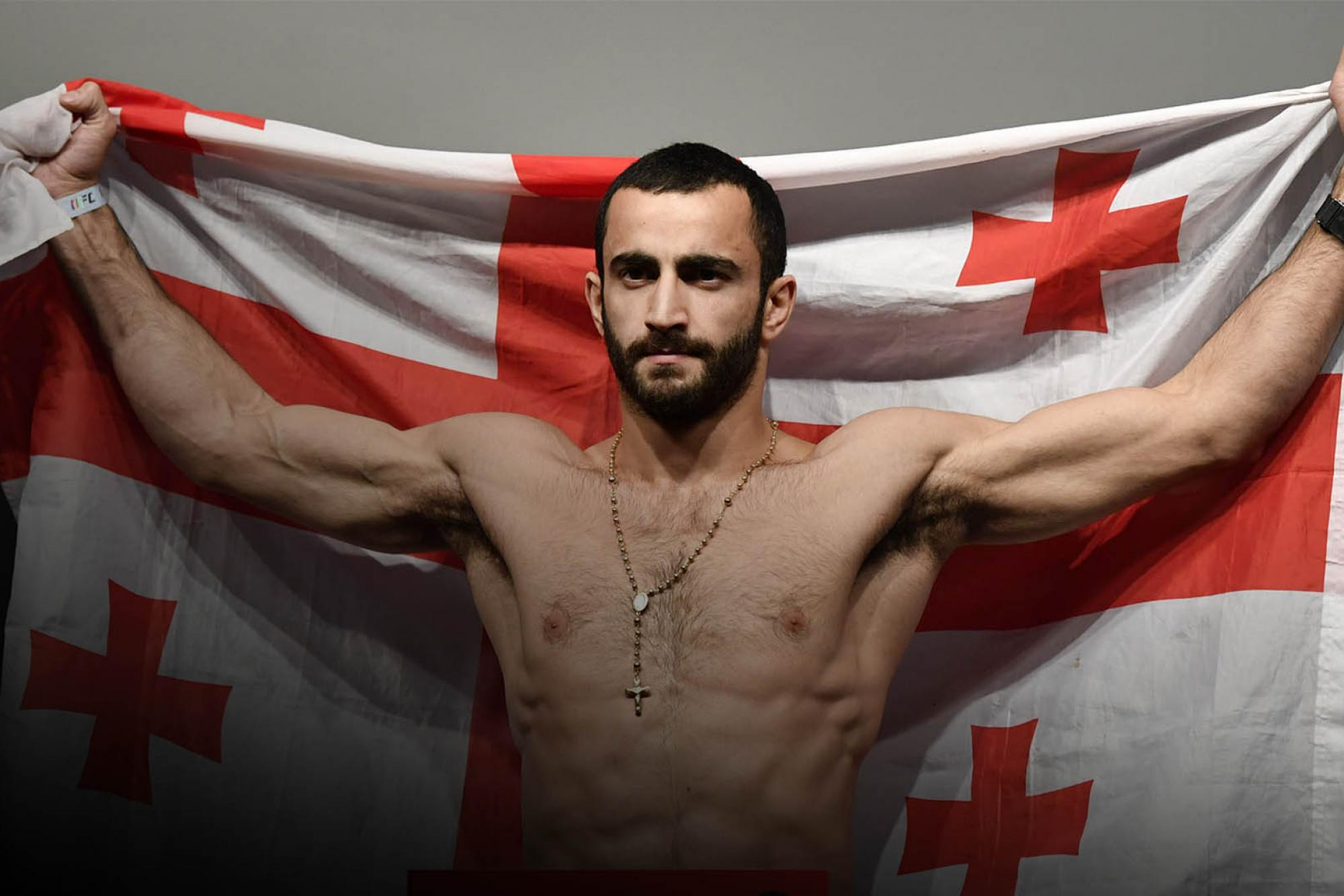 Giga Chikadze Feels Built For The Octagon | UFC