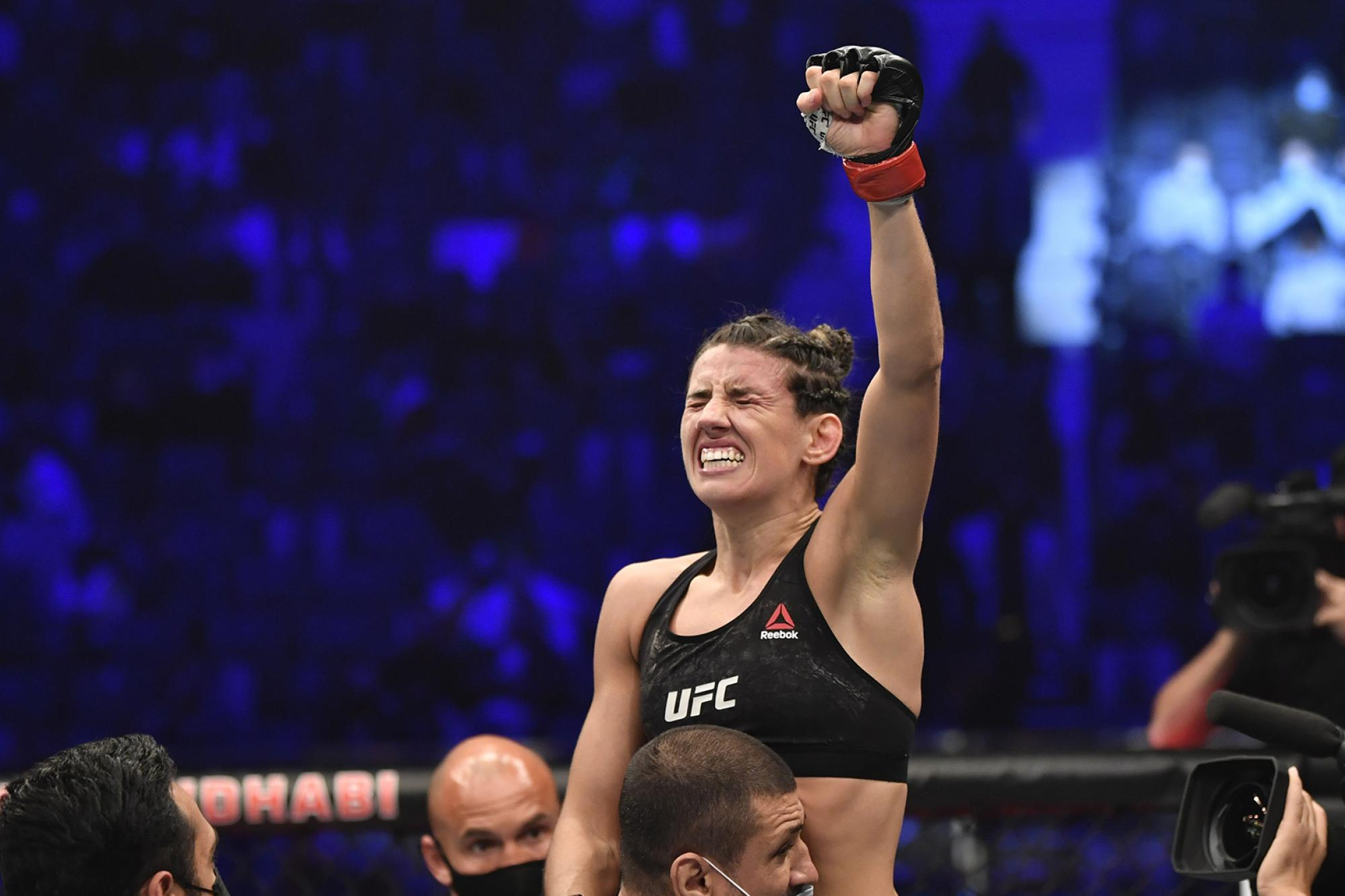 Marina Rodriguez: Dialed In On Winning   UFC Fight Night: Rodriguez Vs. Waterson