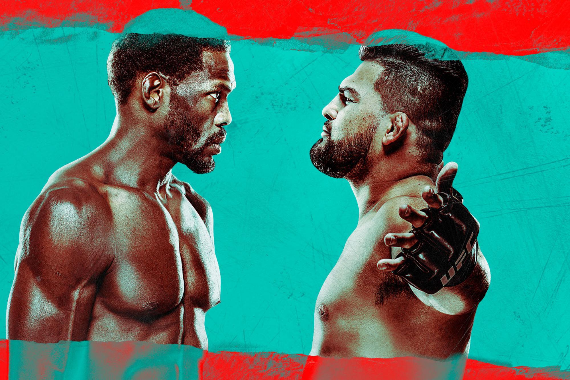 UFC Fight Night: Cannonier vs Gastelum | UFC