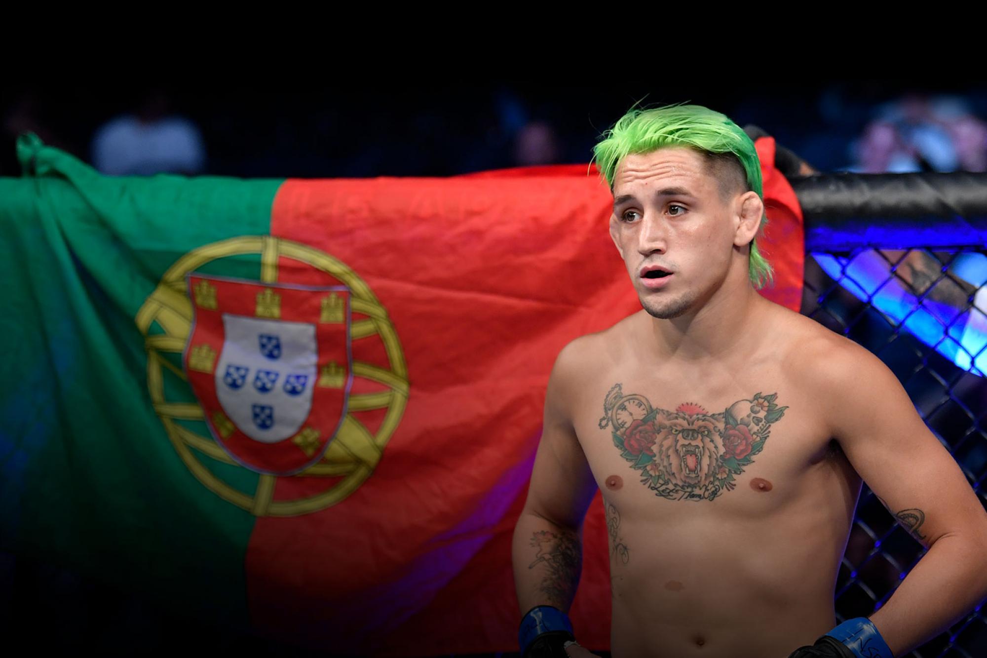 Kris Moutinho   UFC