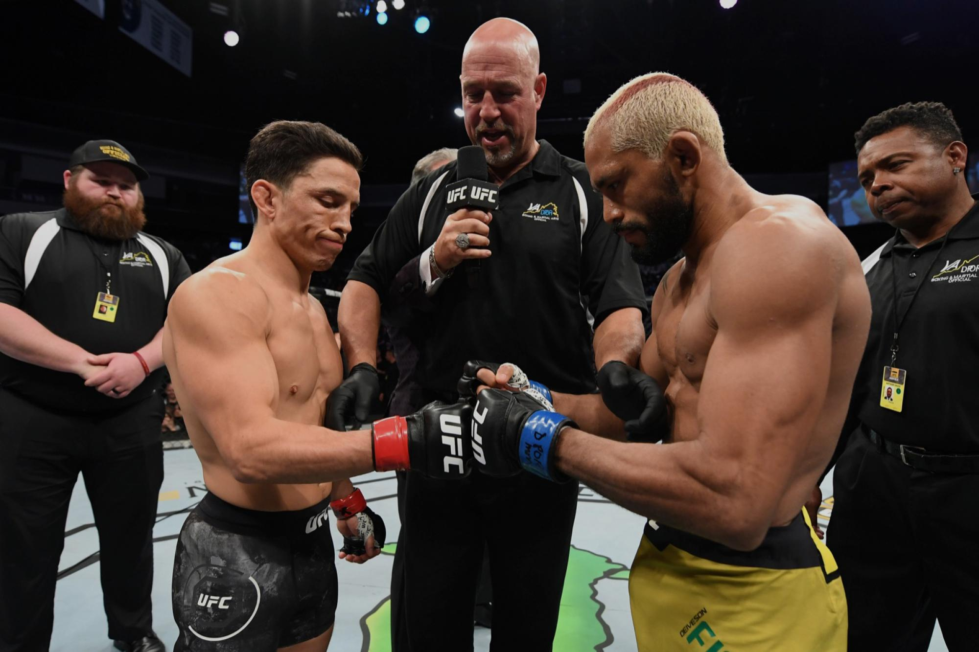 Ufc Fight Night Figueiredo Vs Benavidez 2 Results Winner Interviews And More Ufc