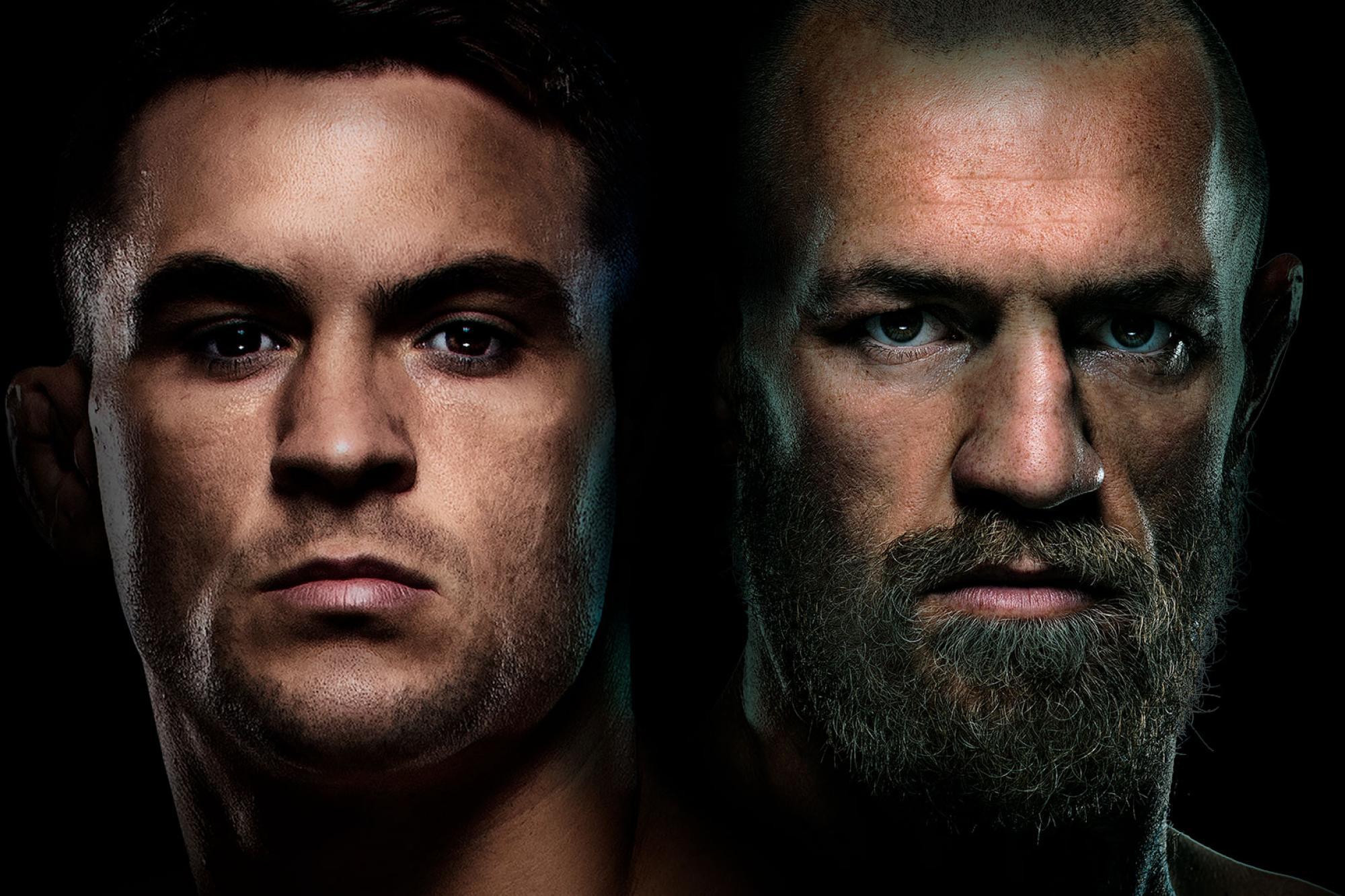 UFC 264 Dustin Poirier vs Conor McGregor 3