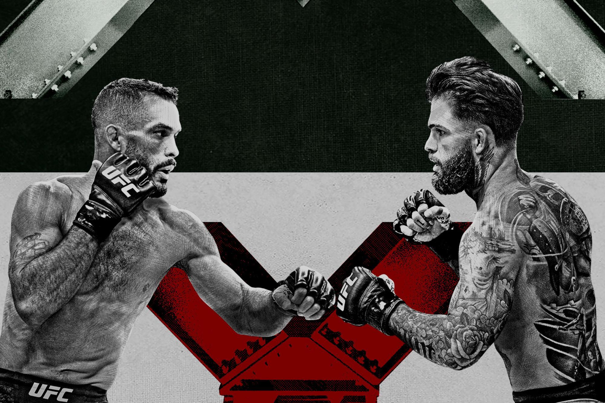 UFC Fight Night: Font vs Garbrandt Results, Winner Interviews, Fight Highlights and More