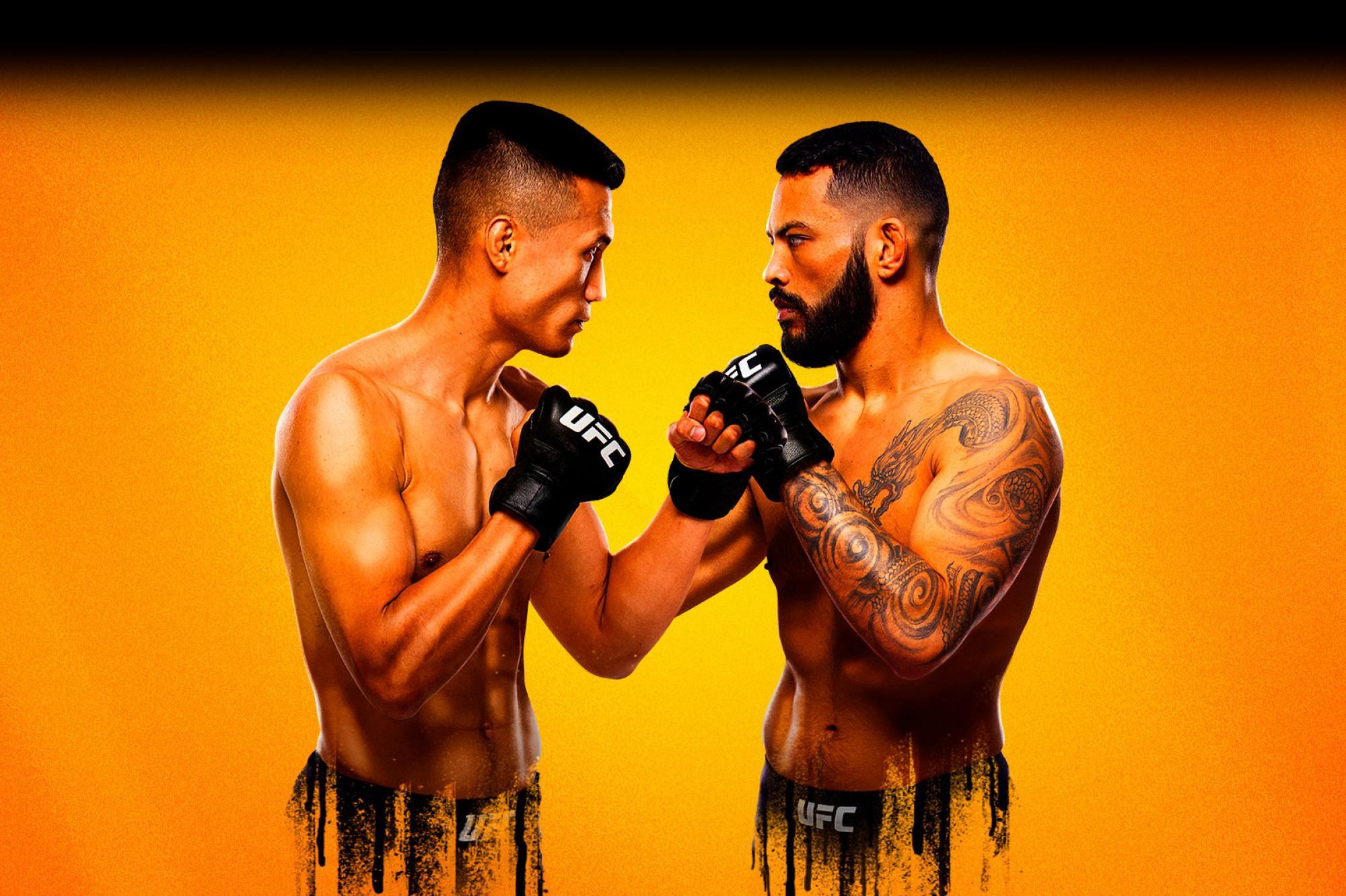 Watch UFC Fight Night: Jung Vs. Lge 6/19/21