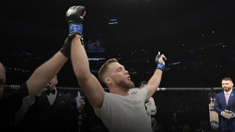 Bobby Moffett | UFC