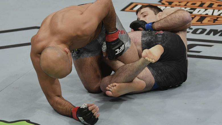 Checkout UFC's Best Heel Hooks