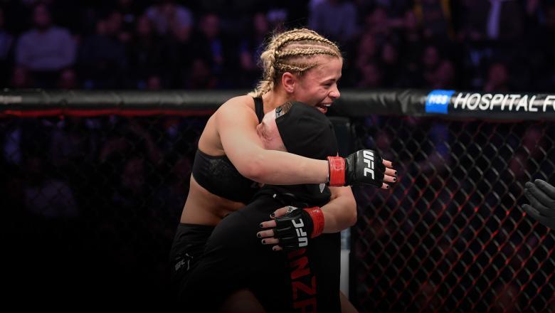 Paige VanZant | UFC