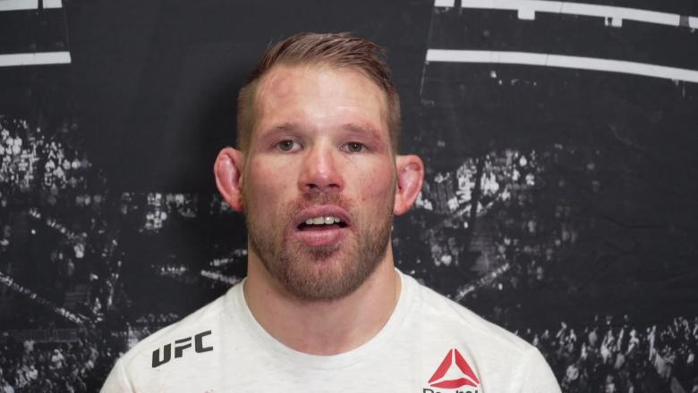 Jason Witt talks with the UFC.COM team about his second round finish at UFC Vegas 12