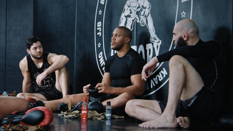 UFC, DFNS and Cyril Gane: Fighting for a More Sustainable Future