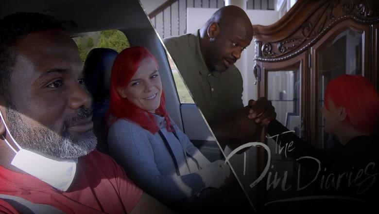 Top MMA coach Din Thomas takes his protege Gillian Robertson on a road trip