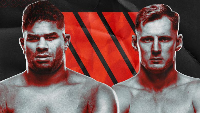 UFC Fight Night Overeem vs Volkov Hero