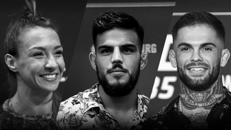 UFC Unfiltered: Cody Garbrandt, Amanda Ribas & Nasrat Haqparast