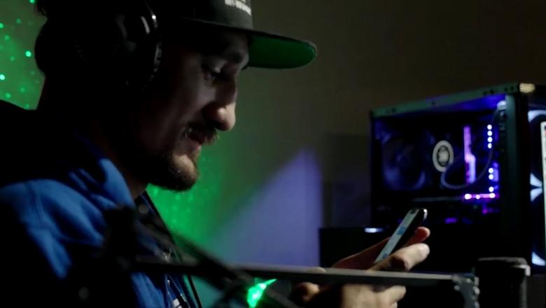 Max Holloway Finds Respite in Gaming Ahead of UFC Fight Night: Holloway vs Kattar on UFC Fight Island on January 16, 2021.