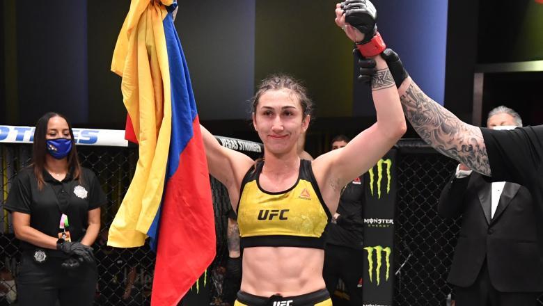 Sabina Mazo | UFC