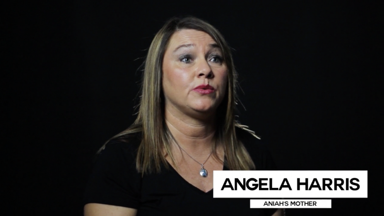Angela Harris Talks About Aniah's Heart