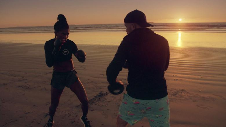 Six years into her pro MMA journey, UFC Strawweight, Angela Hill embraces the lessons she learned from every win and loss while relentlessly pursuing a shot at the title and proving that resilience and determination has made her a force to reckon with in the division.