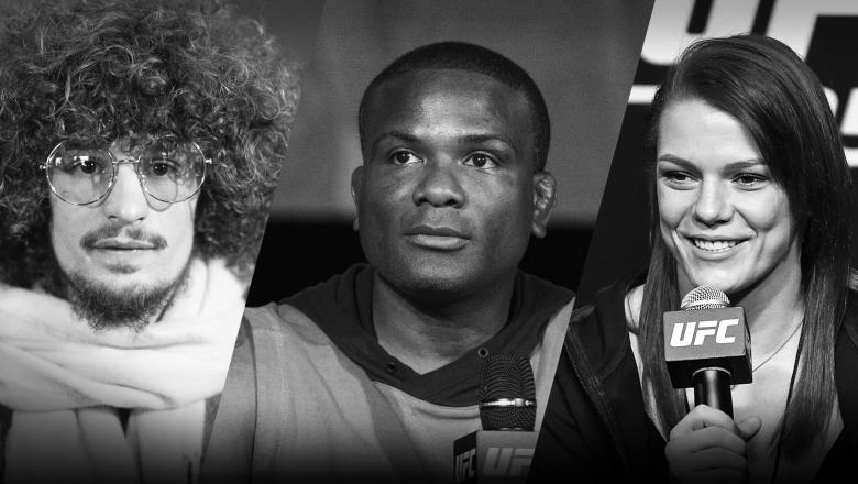 UFC Unfiltered Episode 480 featuring Sean O'Malley, Gillian Robertson and Din Thomas