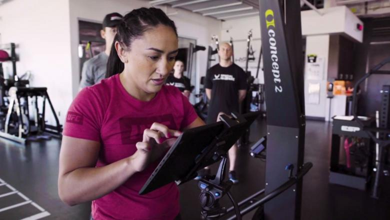 P3 Fight Life With Carla Esparza + AF Warrior Workout