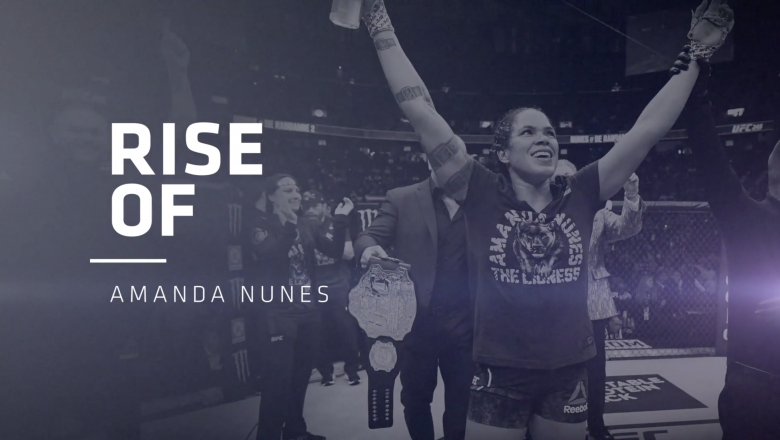 UFC Is Proud To Celebrate International Women's Day 2021 | The Rise Of Amanda Nunes